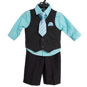 DOCKERS 4 Piece Baby's Suit 6-9 months
